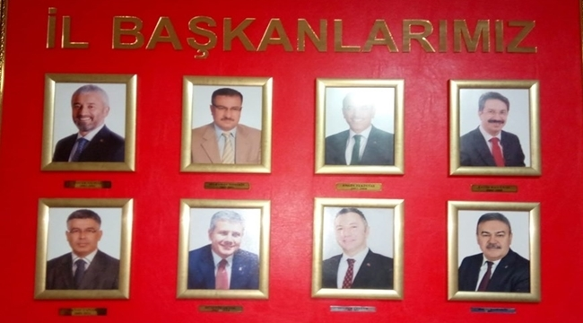 AK Parti'de görev alan İl Başkanları Ankara'ya çağrıldı