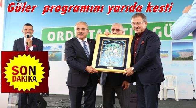 Başkan Güler Cumhurbaşkanı Erdoğan'la görüşecek
