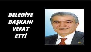 Başkan Ergüder Efil yaşamını kaybetti
