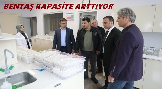 Fatsa Organize Sanayi büyümeye devam ediyor