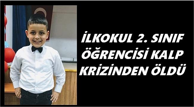 Ordu'da 8 yaşındaki Batuhan kalp krizinden öldü