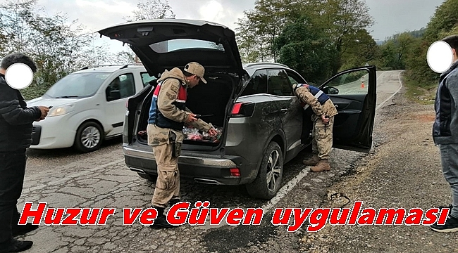 Ordu'da aranan 5 kişi yakalandı