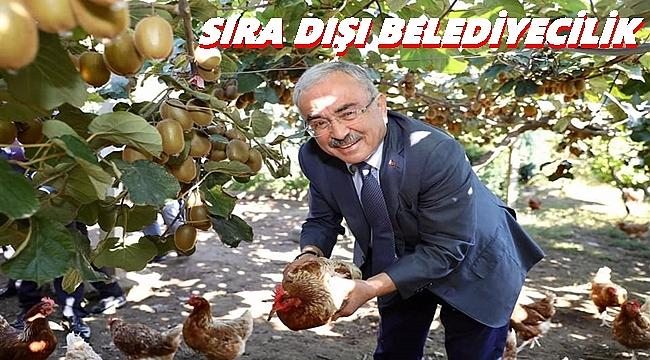Ordu'da Başkan Güler'den tarıma tam destek