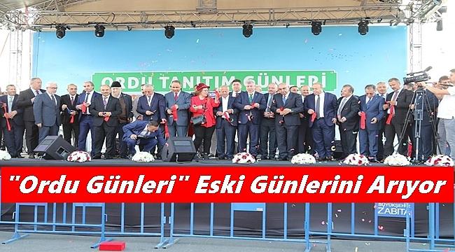 Ordu İstanbul'da tanıtılıyor