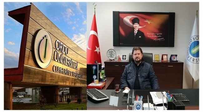 Ordu Üniversitesi Genel Sekreterliğine Mehmet Sami Güler atandı
