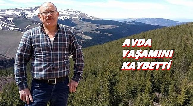 Ordulu Avcı Sivas'ta yaşamını kaybetti