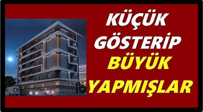 Altınordu Belediyesi inşaatları yakın takibe aldı