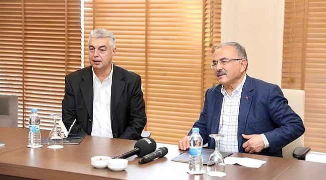 Başkan Güler ; Biz üretim ağırlıklı belediyecilik modeli uyguluyoruz