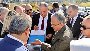 Başkan Güler'den Perşembe'ye doğalgaz müjdesi