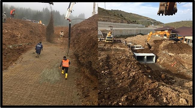 Çambaşı Kayak Merkezi'nin alt yapısı yenileniyor