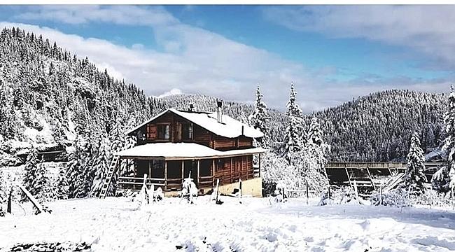 Kuzey Yıldızı İlk Kar