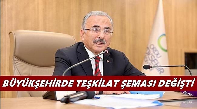 Ordu Büyükşehir Belediye Meclisi'nde flaş karar