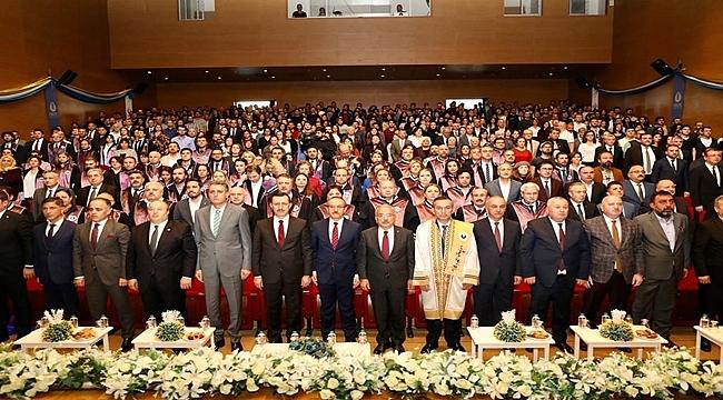 Rektör Akdoğan: Ordu Üniversitesi tercih edilen bir üniversitedir