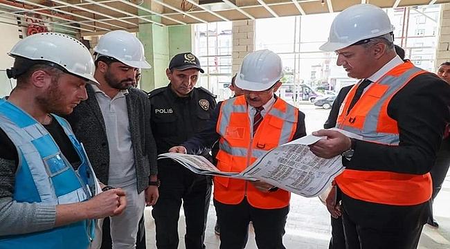 Ordu'ya modern bir Emniyet Müdürlüğü binası yapılıyor