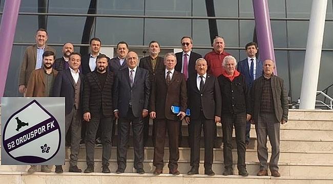 52 Orduspor Futbol Kulübü'nde Şükrü Bodur dönemi