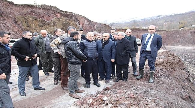 Başkan Güler: Nisan'dan sonra bambaşka Ordu geliyor