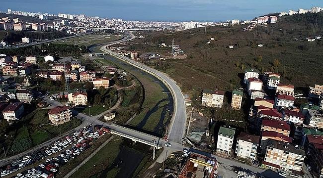 Büyükşehirden beton yol atağı