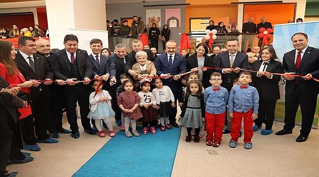 Düriye Çetinceviz Anaokulu açıldı