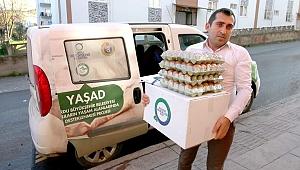 Ordu'da Büyükşehir 90 Bin Yumurta Dağıtacak