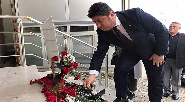 Tören: Ceren'in adı Altınordu'da yaşayacak