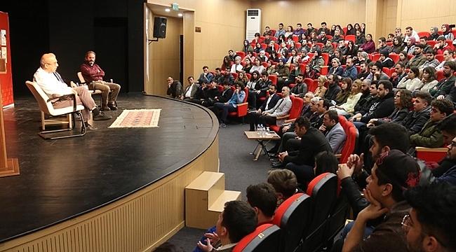 Yönetmen Derviş Zaim Ordulularla buluştu