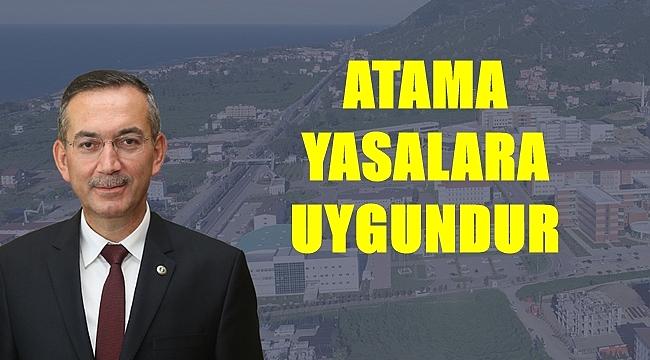 Adıgüzel'in iddialarına Akdoğan cevap verdi