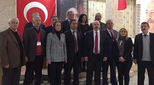 CHP Ünye'de Maral güven tazeledi