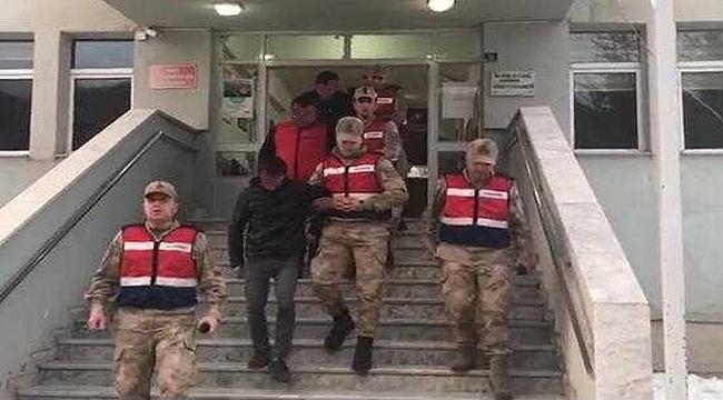 Ordu'da 3 kişi tutuklandı