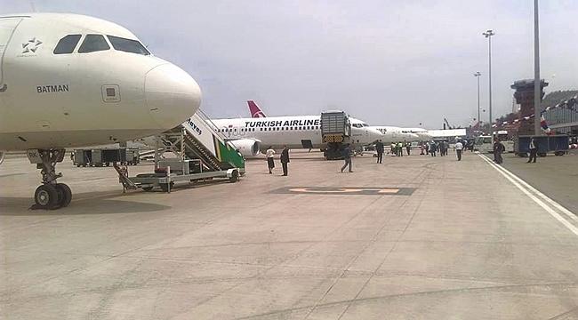 Ordu Giresun Havalimanı Meclis Gündeminde