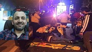 Ordulu Esnaf İdris Ekmekçi kazada yaşamını kaybetti