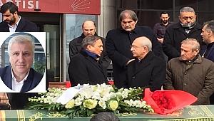 Taner Coşkun için CHP Genel Merkezi'nde tören düzenlendi