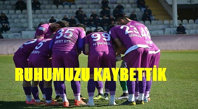 52 Orduspor'da futbolculara rahatlık iyi gelmiyor