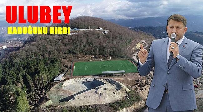 Başkan Türkcan Ulubey'le ilgili önemli açıklamalar yaptı
