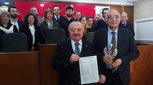 CHP'de Atila Şahin görevi devraldı