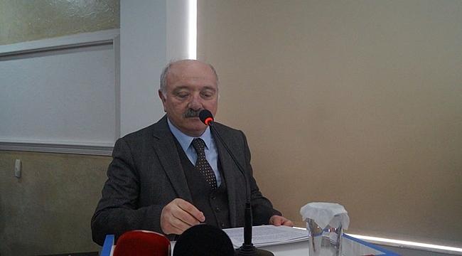 CHP'de Atilla Şahin adaylığını açıkladı