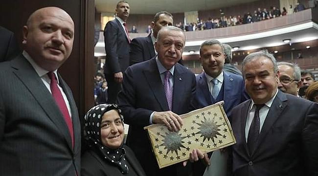 Erdoğan'a Doğum Günü Hediyesi Ordu Balı