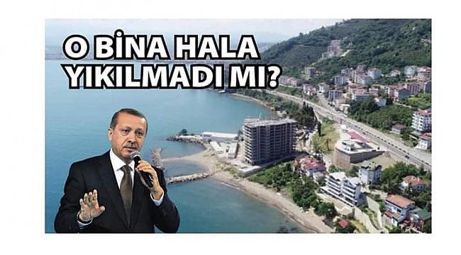 Erdoğan: Bana günübirlik Ordu yaptıracaksınız