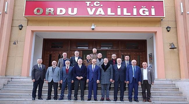 İstanbul'daki Ordulu İşadamları Memleketlerine Yatırım Yapmak İstiyor