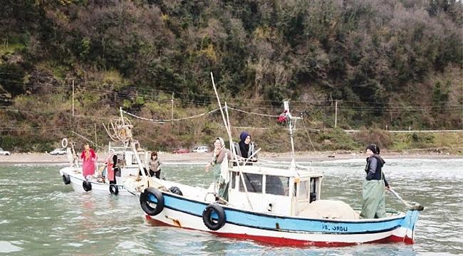 Ordu'da Amazon Kadın Balıkçılar Köyü Kuruluyor