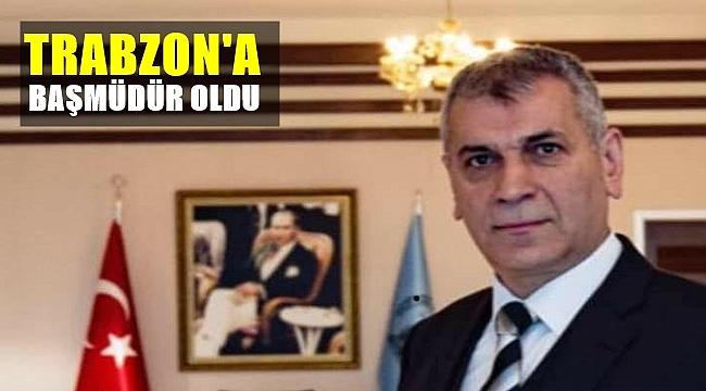 Ordu Giresun Havalimanı Müdürü İsa Türkmen Başmüdür oldu