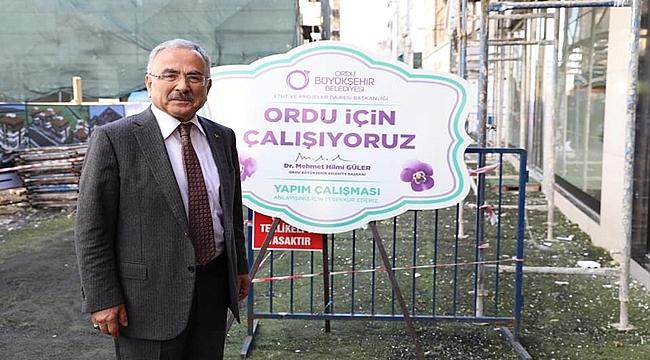 Türkiye'nin İlk Bilim Kenti Ordu'da Kuruluyor