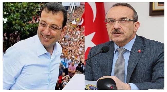 Vali Yavuz Başkan İmamoğlu davası başladı