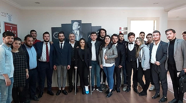 CHP'de Kadın Kolları ve Gençlik Kolları Başkanı seçildi