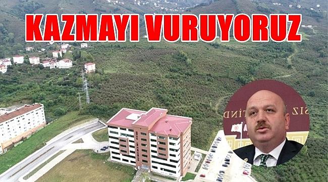 Gündoğdu: Şehir Hastanesi yatırım programına alındı