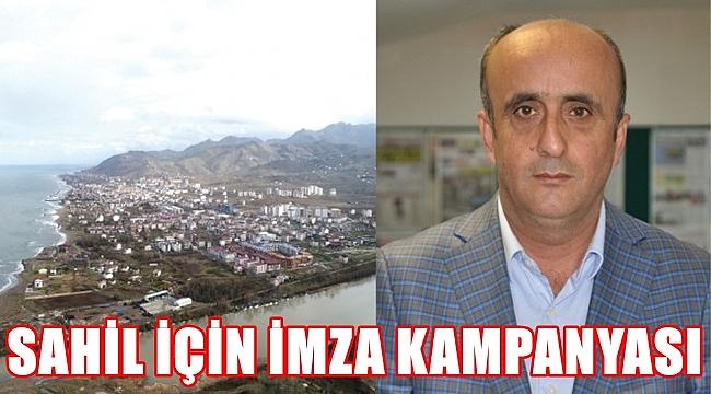 Muhtar Özcan: Cumhuriyet Mahallesi Sahilleri Türkiye'ye Örnek Olur