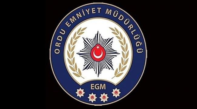 Ordu'da aranan 50 kişi yakalandı 12'si tutuklandı