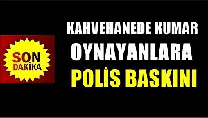Kahvehanede yakalanan 17 kişiye 53 bin 500 TL para cezası