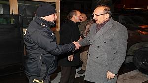 Vali Yavuz'un Polis Günü mesajı