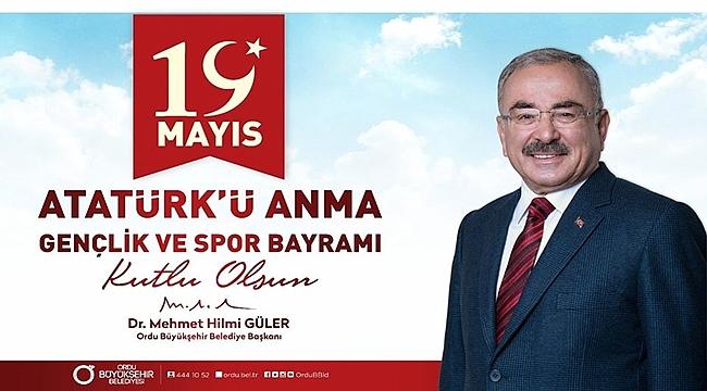 Başkan Güler: Türkiye'nin en önemli serveti gençlerimizdir