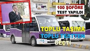 Başkan Yavuz: Tüm testler negatif çıktı
